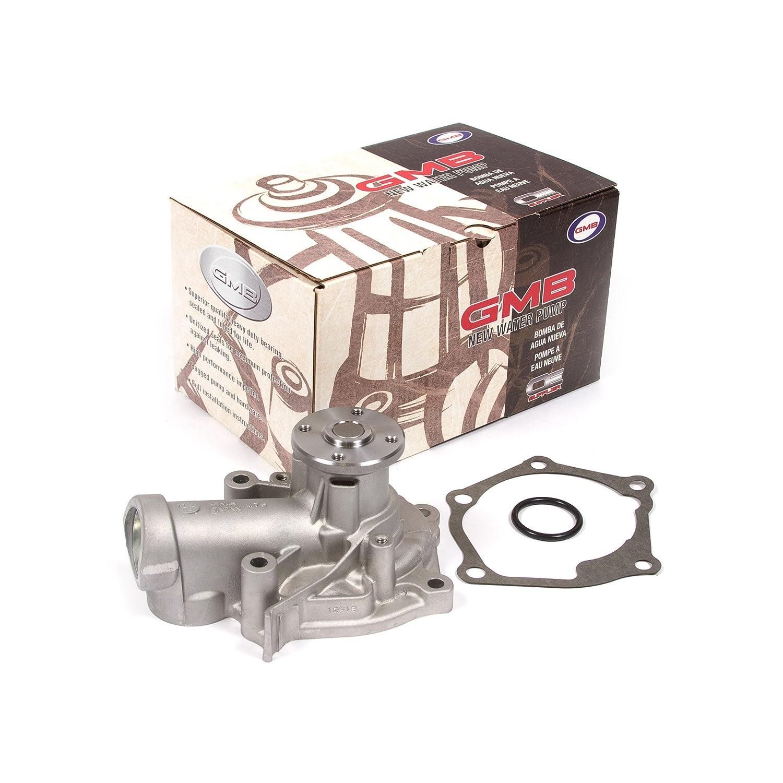 Amazon.com: 03-06 Mitsubishi Turbo 2.0 DOHC 16V 4G63 Timing Belt Kit GMB Water Pump: Automotive