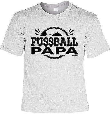 Fussball T Shirt Geschenke Idee Vater Fussball Papa Fussballer