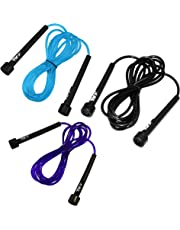 Sports Training Plastic Handle Soft Plastic Skipping Jumping Rope for Kids FG