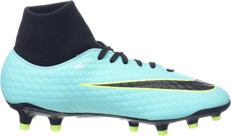 Nike Womens Hypervenom Phelon III Dynamic Fit FG Soccer Cleat