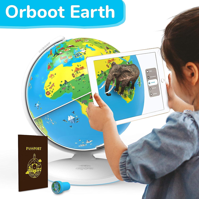 Shifu Orboot: The Educational, Augmented Reality Based Globe