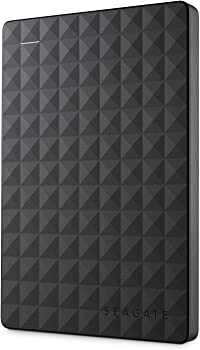 Seagate Expansion 2TB USB 3.0 Portable Hard Drive