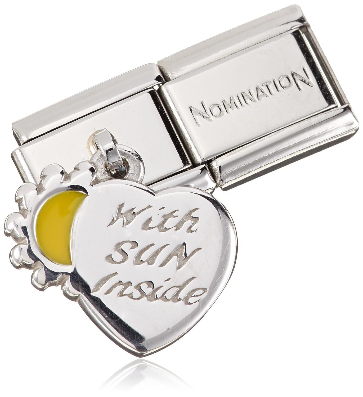 Nomination Charms - Acier inoxydable - 031700/28 031700-28