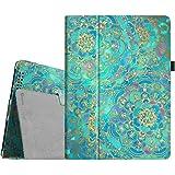 Fintie iPad 2/3/4 Hülle Case - Folio Slim Fit Kunstleder Schutzhülle Cover Tasche Etui mit Auto Schlaf/Wach Funktion für Apple iPad 2/iPad 3/iPad 4, Jade
