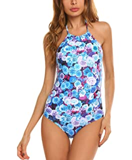 2a5e506650 CHIDY Women s One Piece Swimsuit