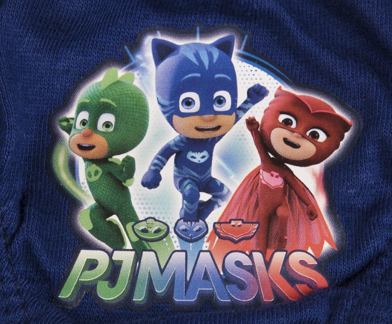 PJ MASKS Boys Briefs Pack of 3