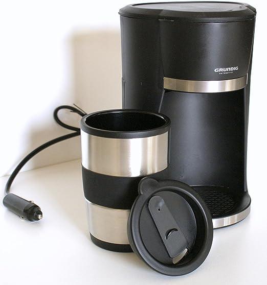 Grundig cafetera automática 12 V 170 W 1 11 incluye Cup ...