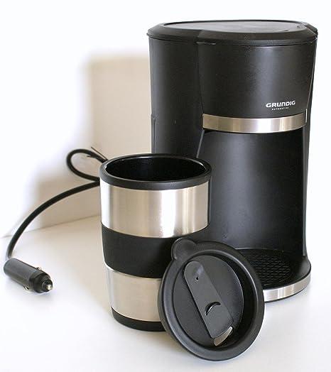 Grundig cafetera automática 24 V 250 W 1 11 taza calientacomidas ...
