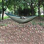 UBOWAY Unique Underquilt Hammock - Outdoor Sleeping Bag for Camping, Backpacking, Backyard