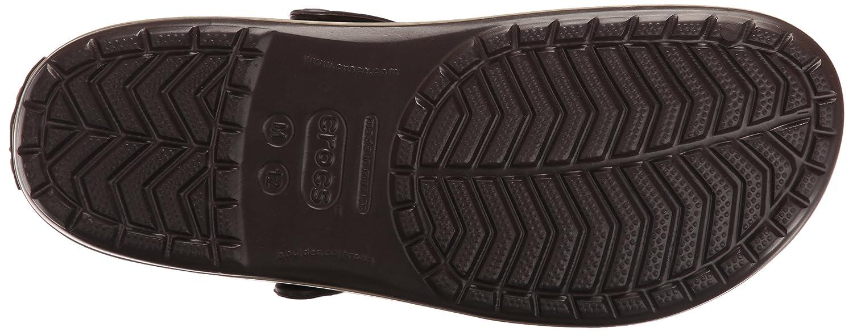 Crocs Unisex-Erwachsene Crocband Crocband Crocband Clogs Braun b7ba28