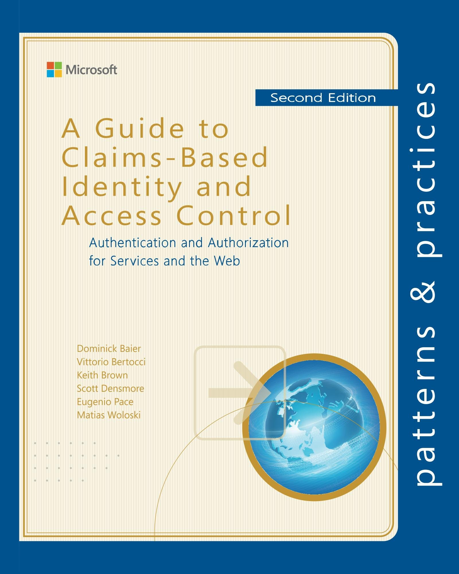 A Guide To Claims Based Identity And Access Control  Microsoft Patterns And Practices   English Edition