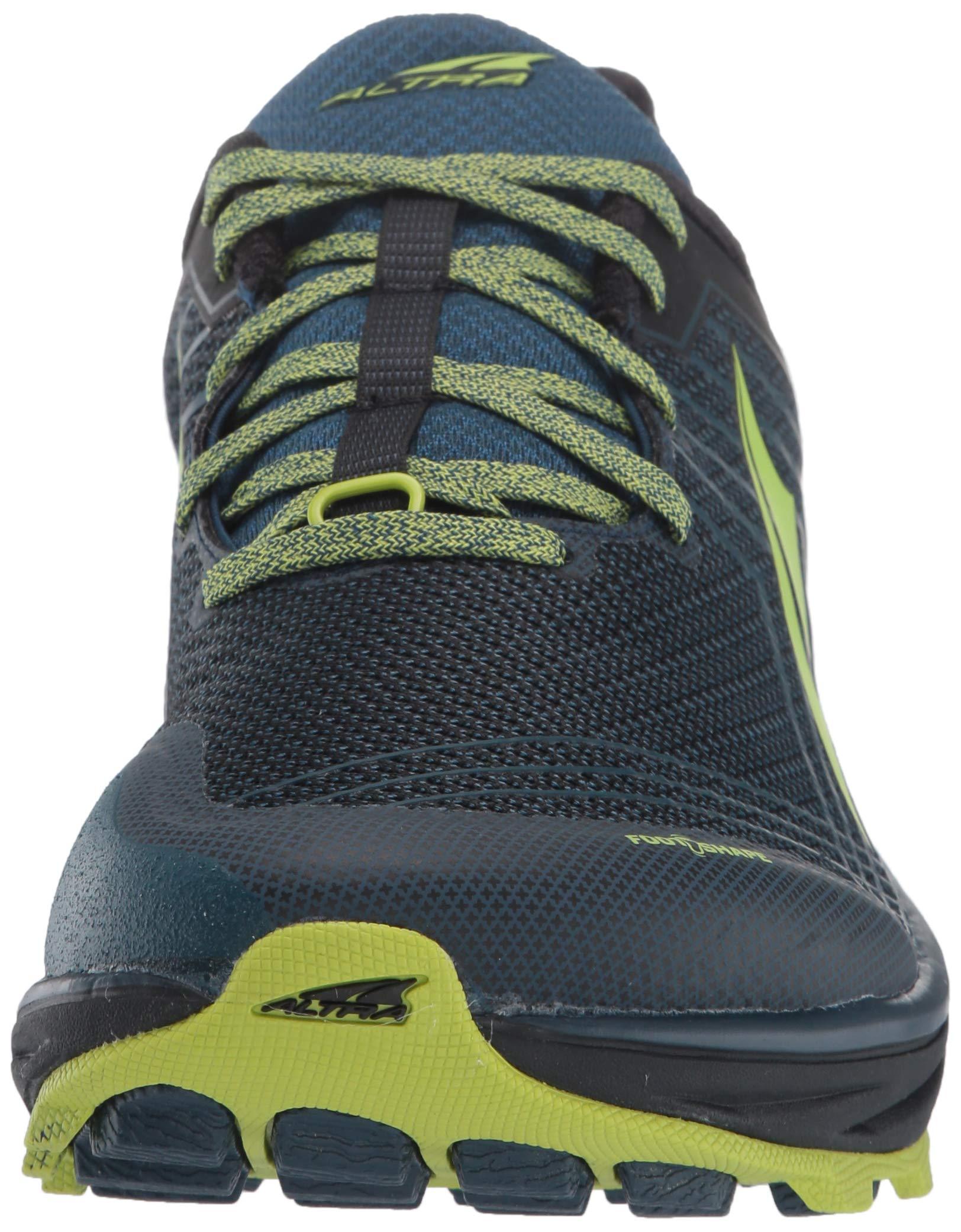 Altra Footwear Men's TIMP 1.5 Blue/Lime 7 D US by Altra (Image #4)