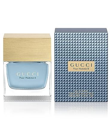 Amazon.com   Gucci Pour Homme II Eau De Toilette Spray for Men, 3.3 Ounce    Beauty c4f6d59ae5c