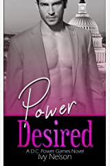 Power Desired (D.C. Power Games Book 1) Kindle Edition