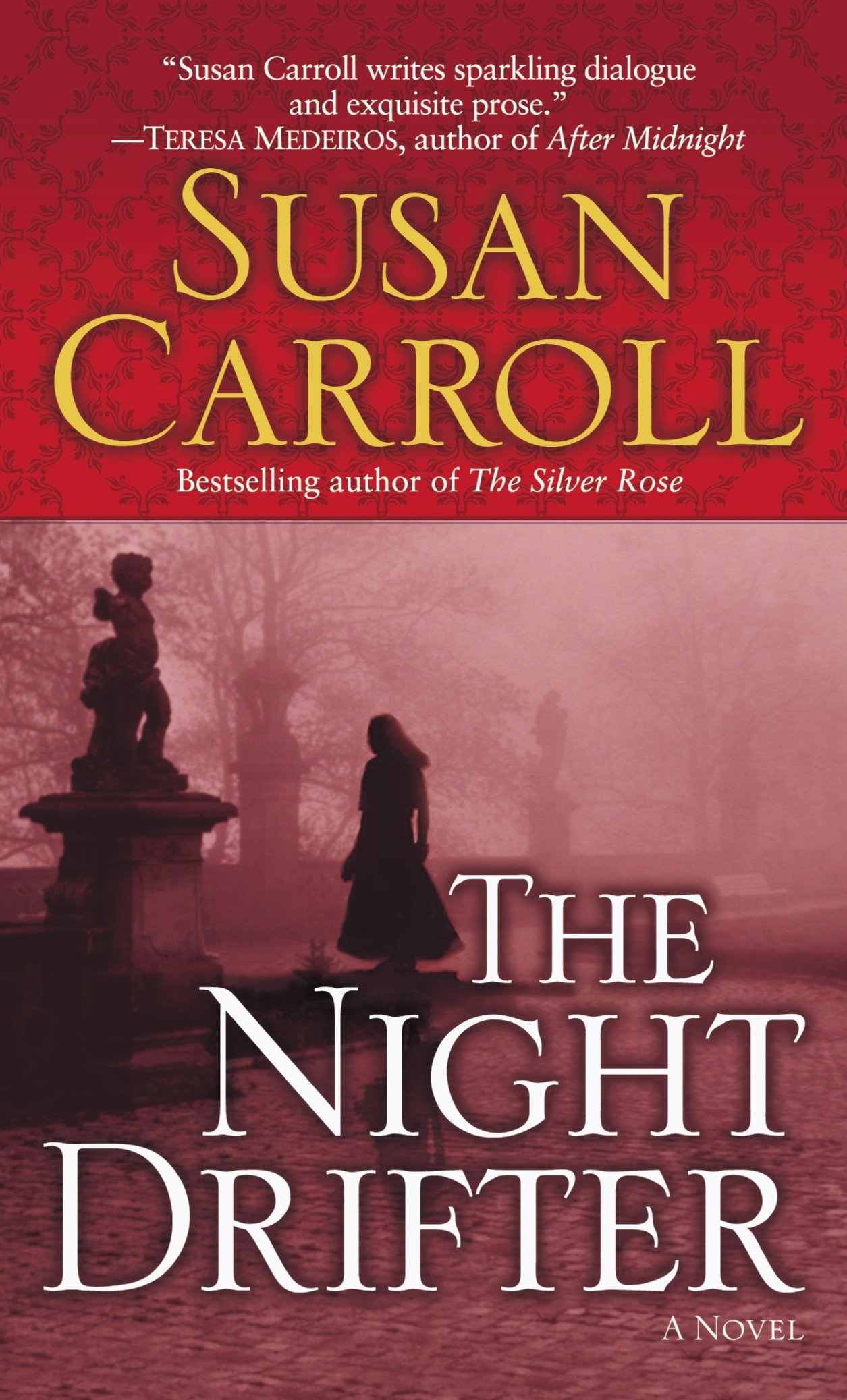 Read Online The Night Drifter: A Novel (St. Leger) pdf epub