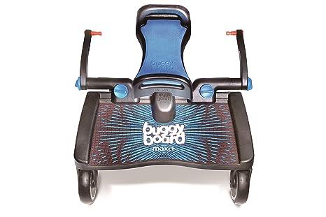 Lascal Buggy Board Maxi + Blue/Blue - Plataforma para carrito