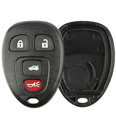 Amazon.com: KeylessOption Just the Case - Carcasa para llave ...