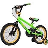 HITS(ヒッツ) Nemo 子供用 自転車 児童用 バイク 12インチ 小さなお子様も運転しやすいハンドブレーキモデル 男の子にも女の子にもぴったり 2歳 3歳 4歳