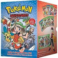 Pokemon Adventures Ruby & Sapphire Box Set: Includes Volumes 15-22