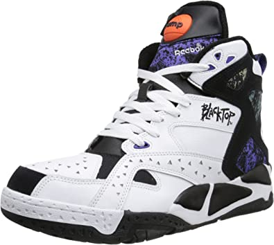Reebok Chaussure Blacktop Champ de Bataille de Basket Ball
