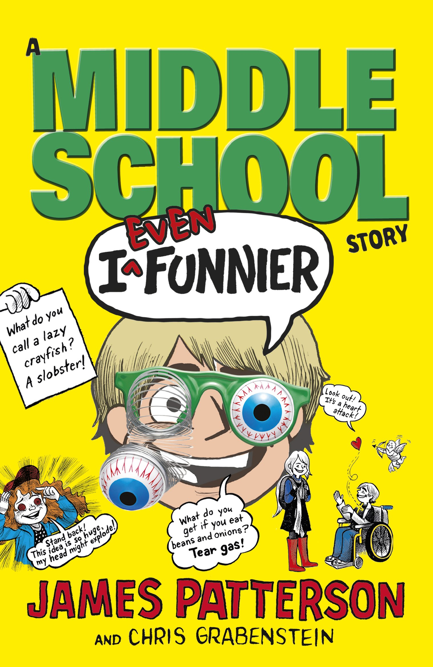 I Even Funnier: A Middle School Story pdf