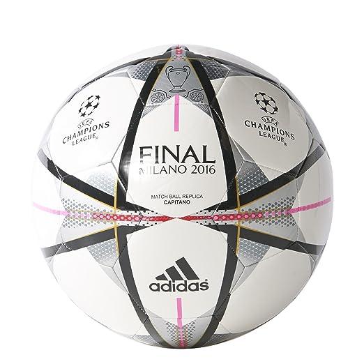 9 opinioni per Adidas Finale Milano Capitano palloni da calcio