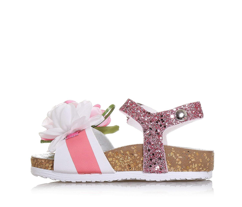 Bags Sandalo Cbouquet Shoesamp; Monnalisa Rose kuXPZiTO