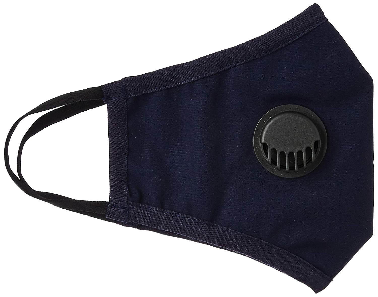 Amazon Brand - Solimo Reusable N95 Anti-Pollution Mask with 4 Filters