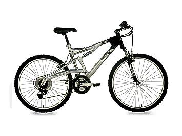 Kent Trail Machine Bicicleta de montaña con Doble suspensión para ...