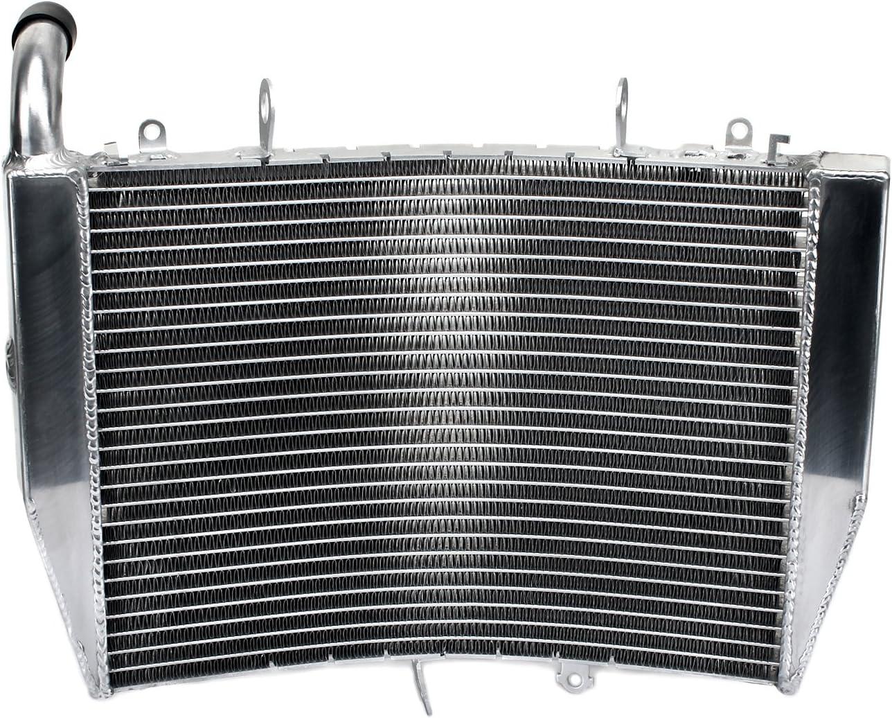 refrigeraci/ón del motor TARAZON Moto Radiador Enfriamiento de Aluminio para H.o.n.d.a CBR600RR CBR 600 RR 2007 2008 2009 2010 2011 2012 2013 2014 2015 2016 2017