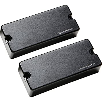 Seymour Duncan Schwarzouts AHB-1S 7 Phase 2 (7 String) Tonabnehmer ...