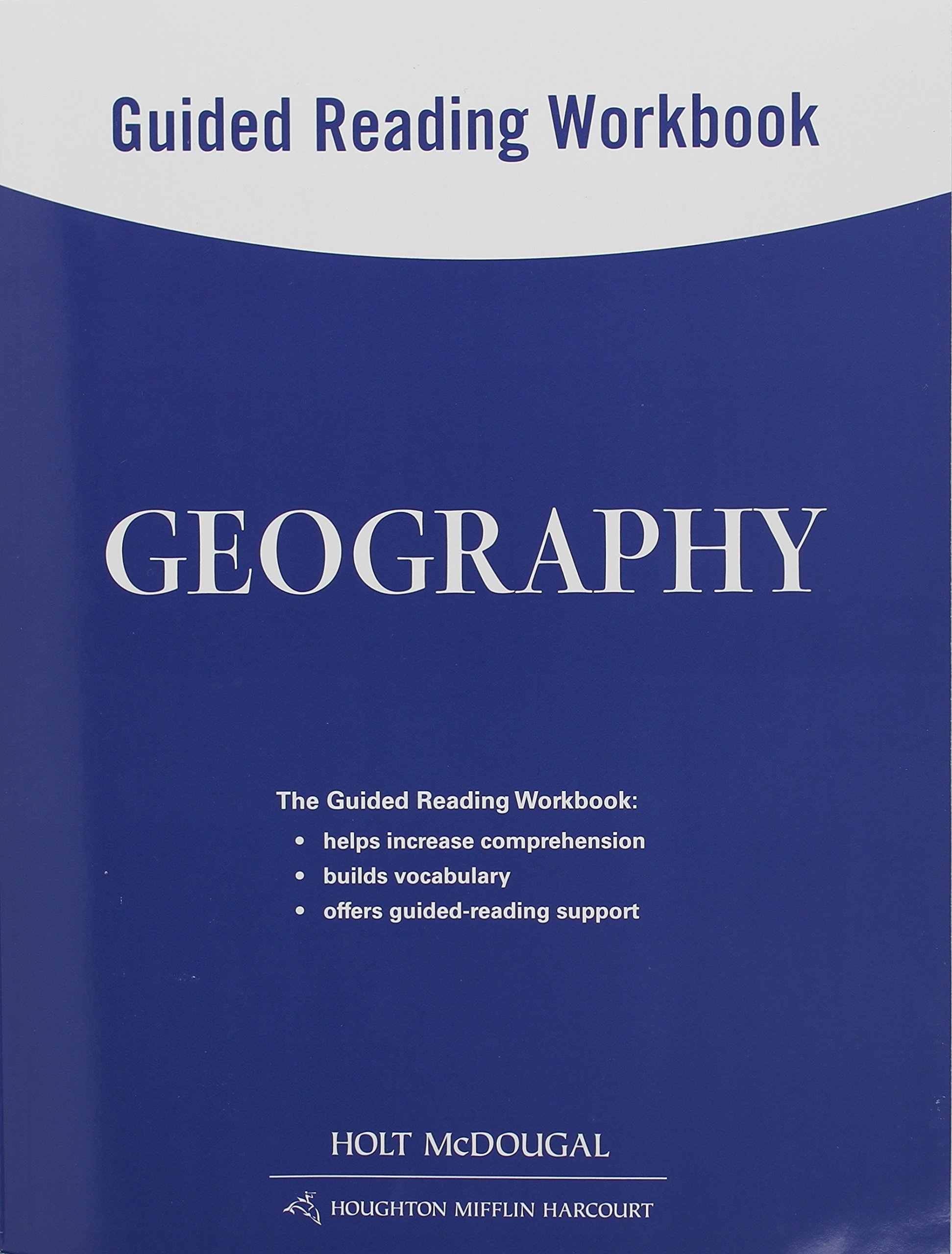 Geography: Guided Reading Workbook ebook