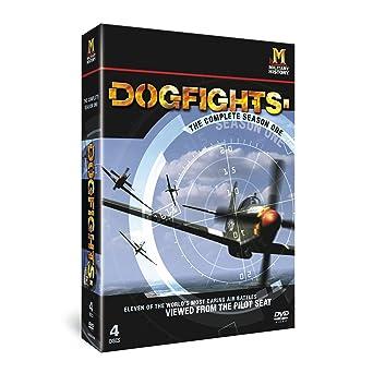 Dogfights - Season 1 [DVD]: Amazon co uk: Phil Crowley: DVD