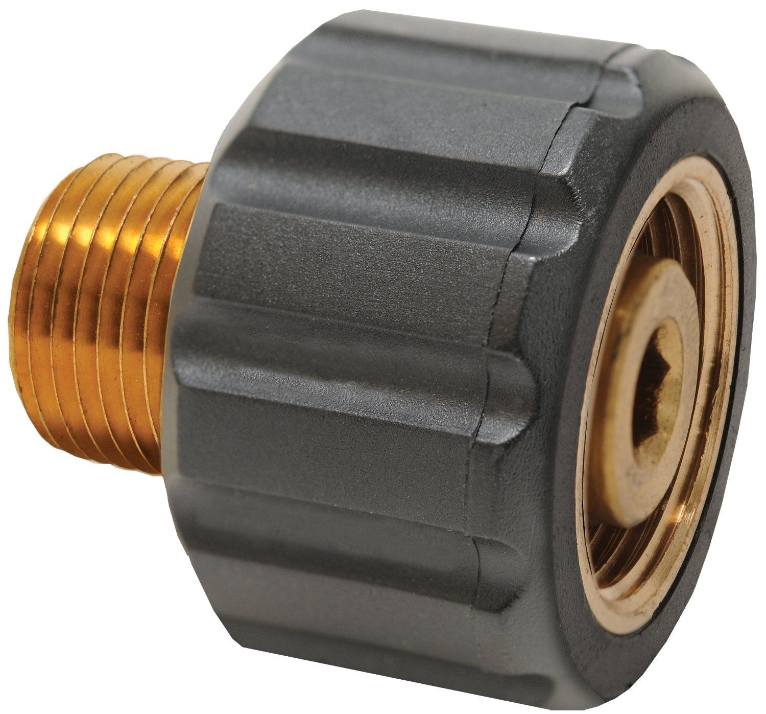 Hot Max 29003 M22F x 3/8-Inch Pressure Washer Screw Coupler by Hot Max