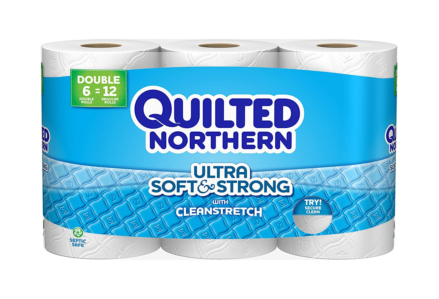 Quilted Northern Ultra Soft And Strong Double Rolls 6 Ct