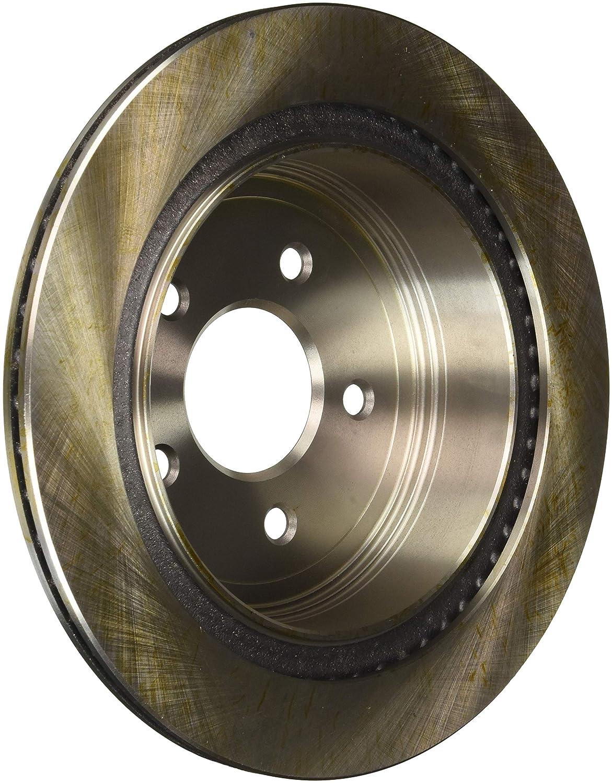 Bendix Premium Drum and Rotor PRT5537 Metallic Brake Rotor