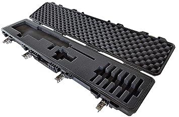 Amazon.com: Cedar Mill Firearms - Funda rígida para rifle y ...