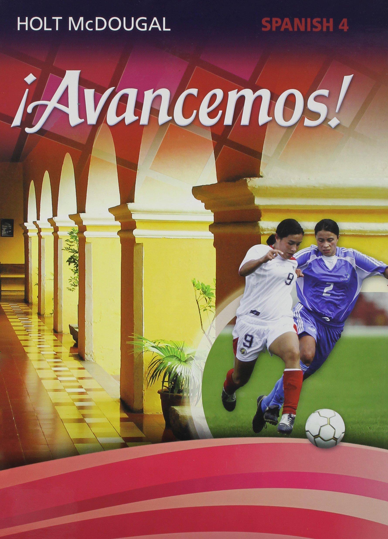 Amazon avancemos level 4 student edition spanish edition amazon avancemos level 4 student edition spanish edition 9780547871943 holt mcdougal books fandeluxe Choice Image