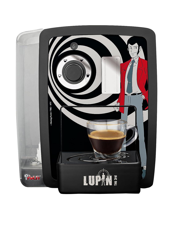 Polti PCEU0104 Lupin-Cafetera PCEU0104 Color Negro: Amazon.es: Hogar