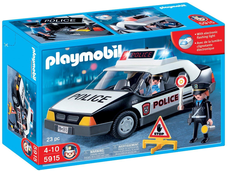 Playmobil(プレイモービル) Police Car パトカー 5915 【並行輸入品】   B00C9276UO