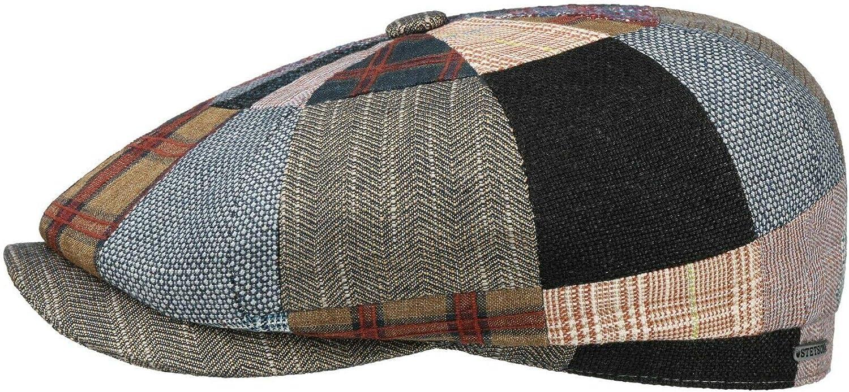 talla 56 Stetson Hatteras Patchwork Gorro de globo