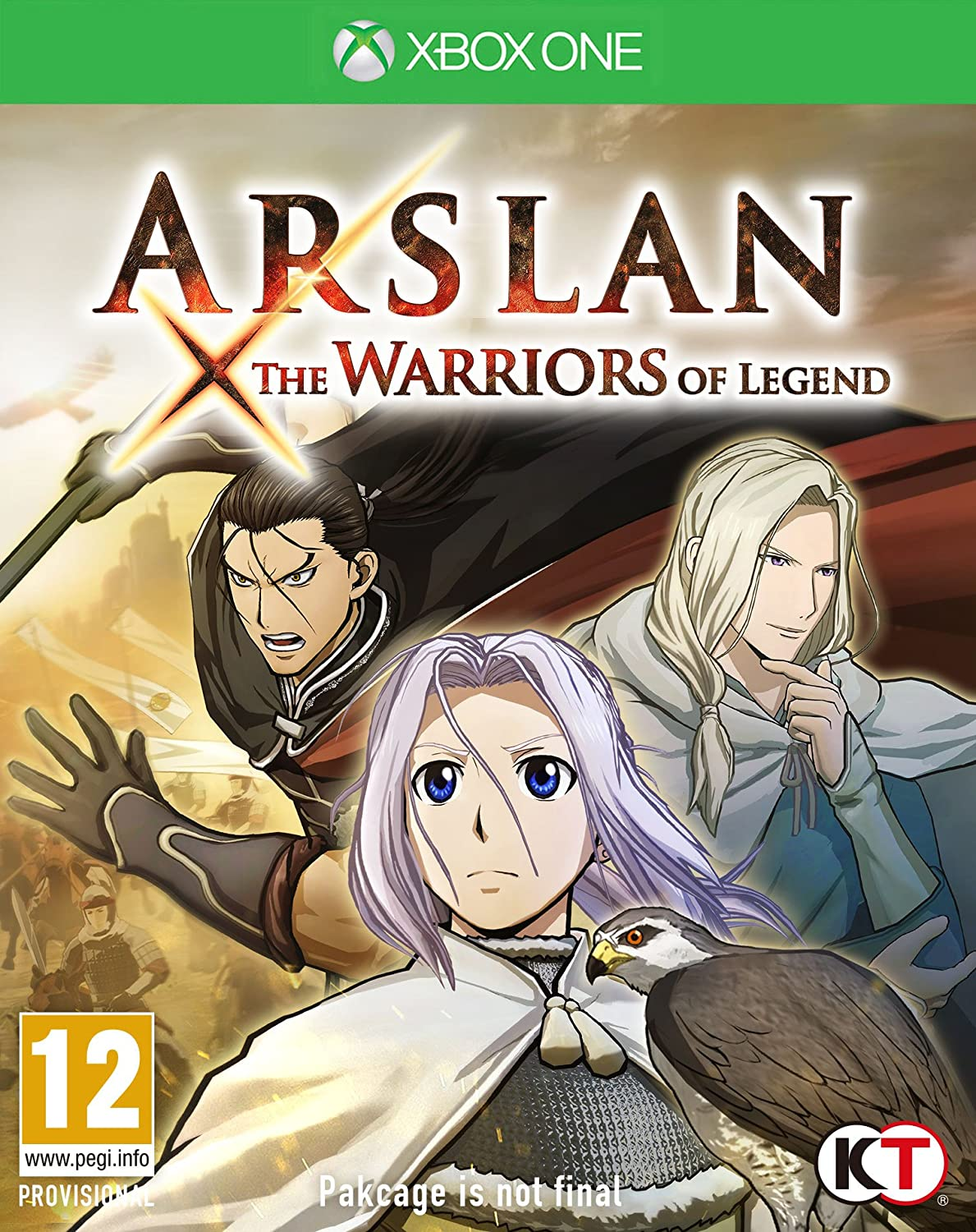 Arslan: The Warriors Of Legend: Amazon.es: Videojuegos