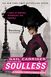 Gail carriger goodreads giveaways