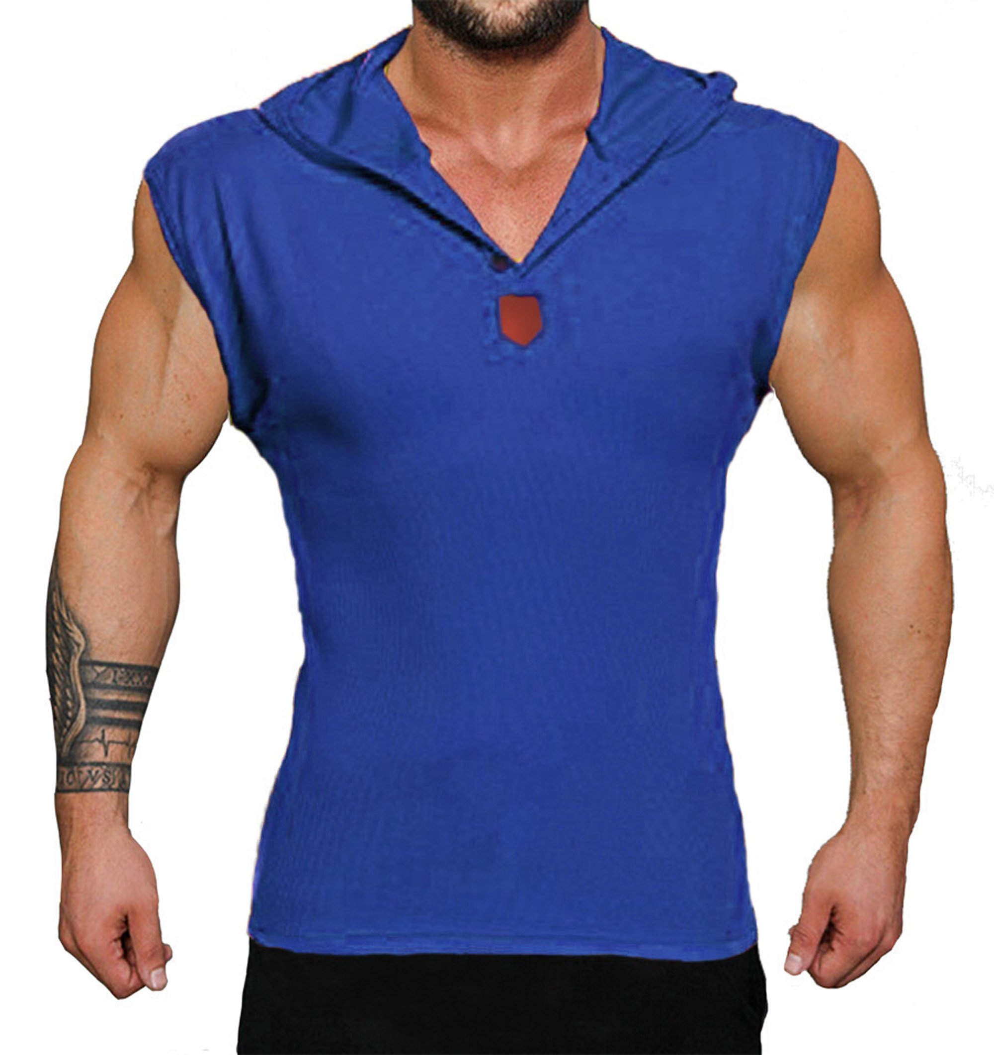 0434ca842e6b1 Best Rated in Men s Sports Tank Tops   Helpful Customer Reviews ...