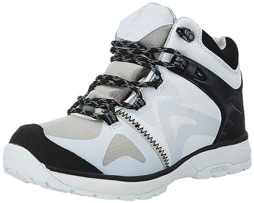 Wiwa, Zapatillas de Marcha Nórdica para Mujer, Blanco (Optic White), 39 EU Icepeak