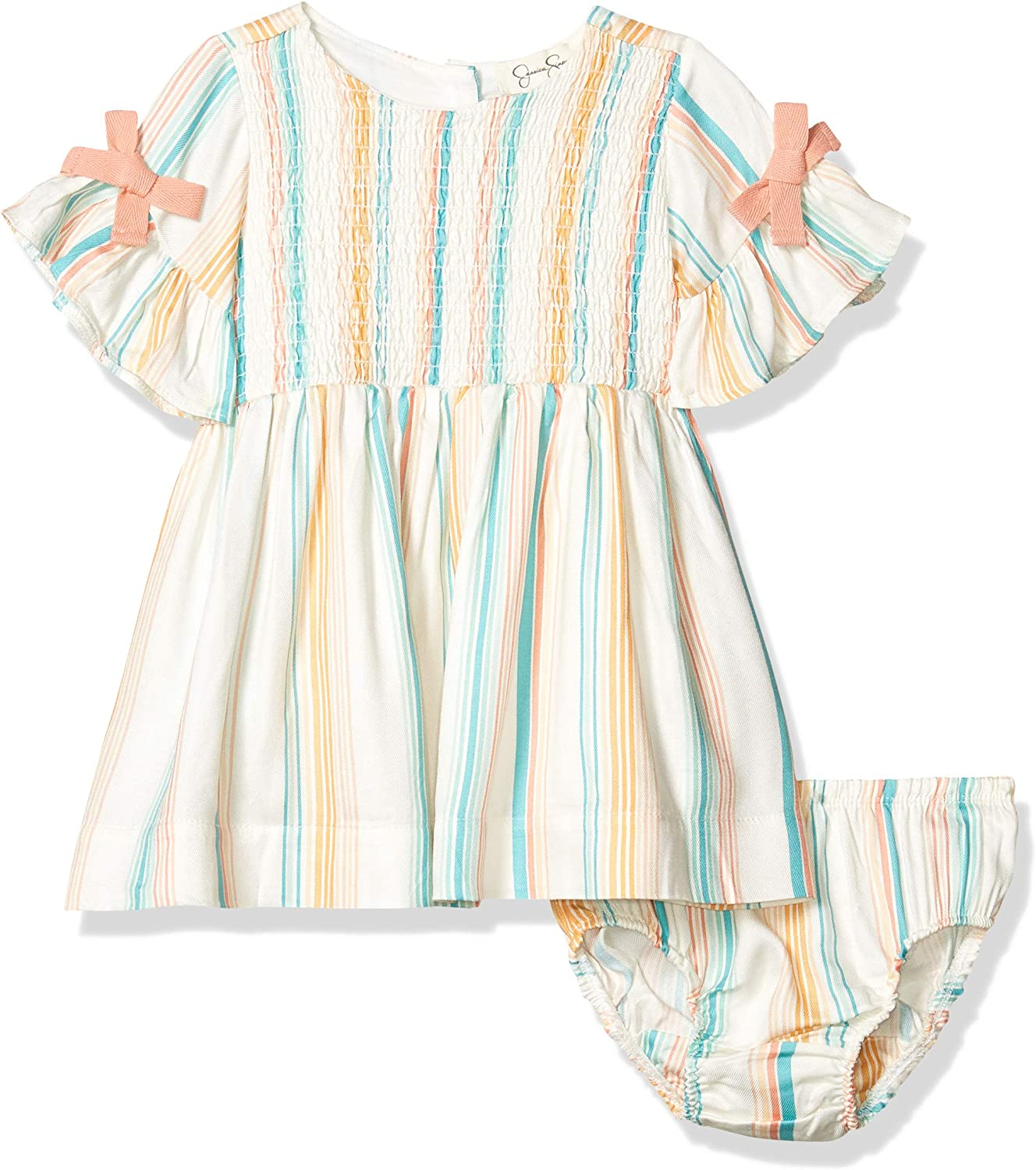 Jessica Simpson Baby Girls Fit and Flare
