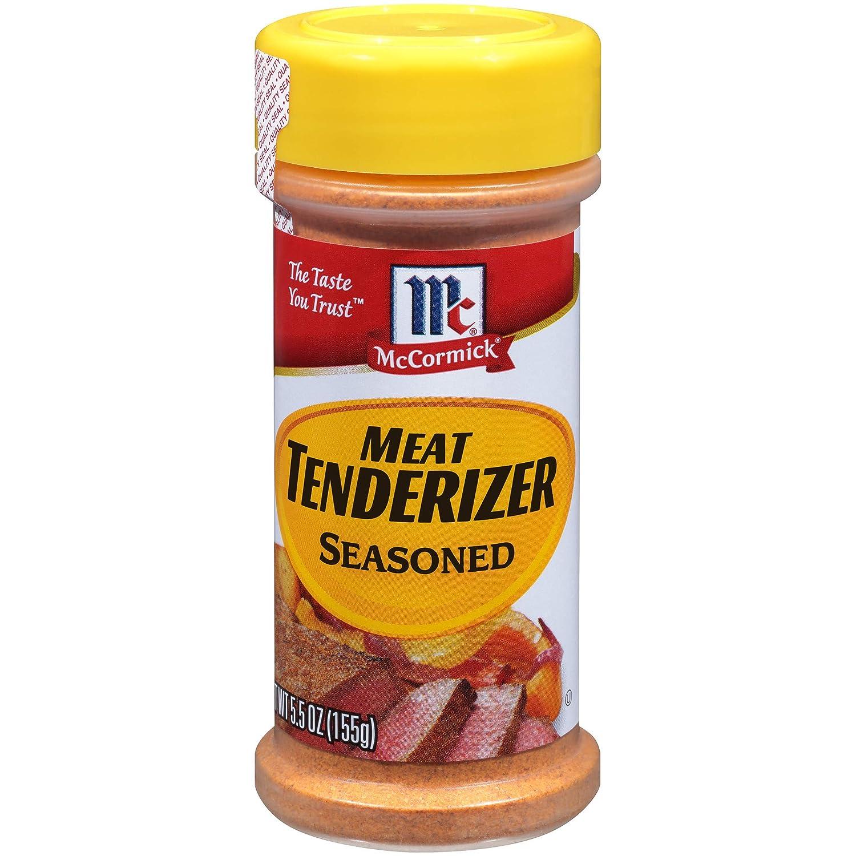 McCormick Seasoned Meat Tenderizer, 5.5 oz