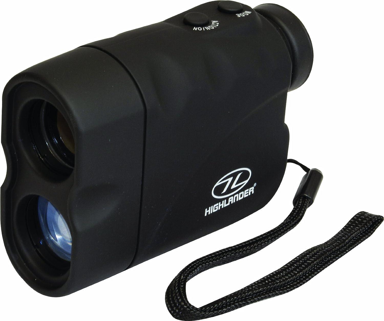 Highlander Entfernungsmesser Magnum 700, Laser, Schwarz