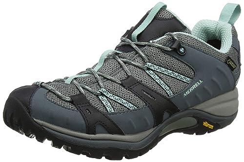 Merrell Siren Sport GTX, Zapatillas de Senderismo para Mujer, Verde Sedona Sage, 43 EU: Amazon.es: Zapatos y complementos
