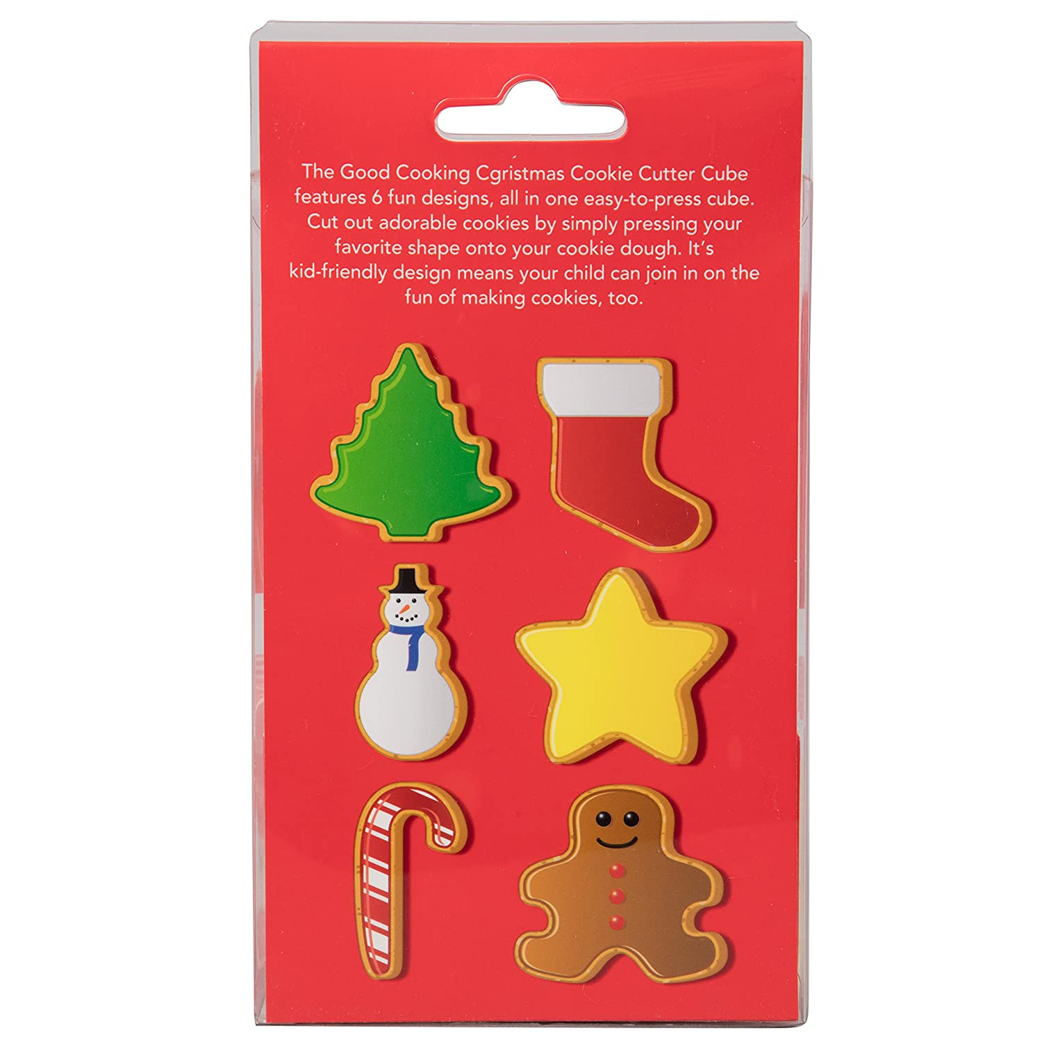 Christmas Gift Cookie Cutter - Unique Shaped Mini Cookies - 3D ...